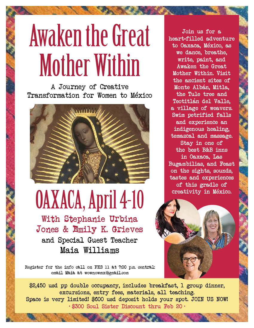 Awaken the Great Mother Within | Oaxaca, Mexico